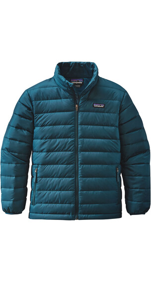 Patagonia Boys Down Sweater Deep Sea Blue